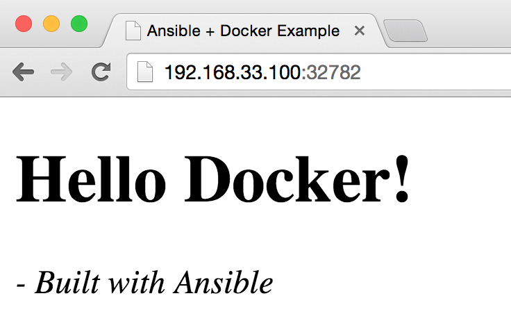 3 ways to build docker images with ansible